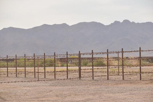 Stunning Desert Scenery