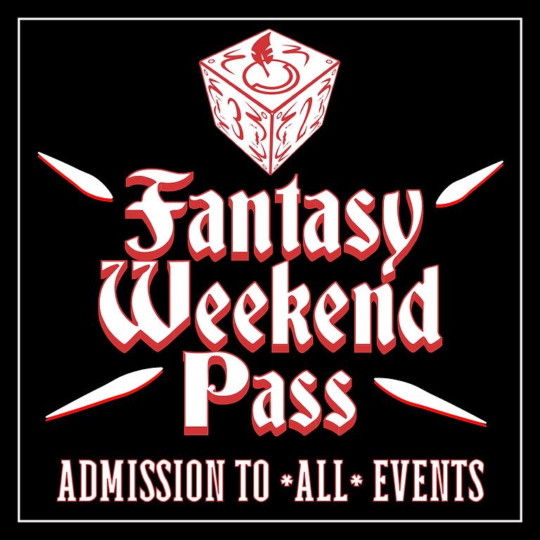 Fantasy Weekend Pass