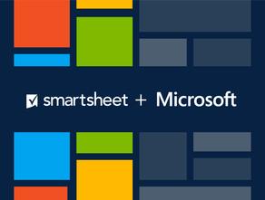 Integración entre Smartsheet y Microsoft 365