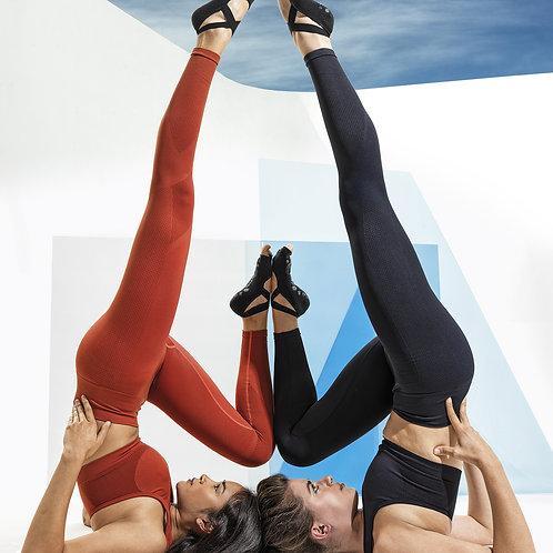 3D-Fit Hybrid Sport Leggings