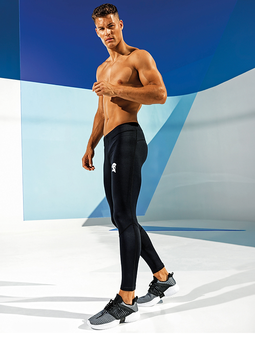 HERO Trainings Leggings für Männer