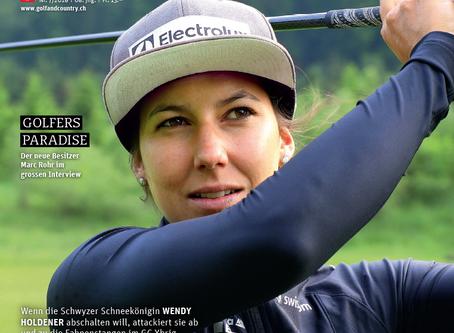 Katalonien-Reportage im Schweizer Golfmagazin «Golf & Country»
