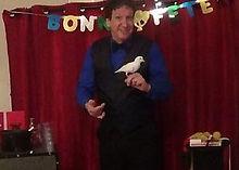Magicien pour fête d'enfants