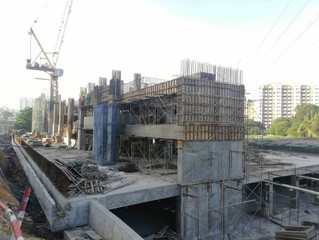 Progress Photo as at July 2018