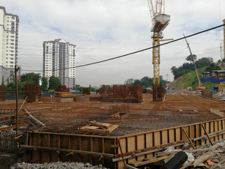Progress Photo as at April 2018