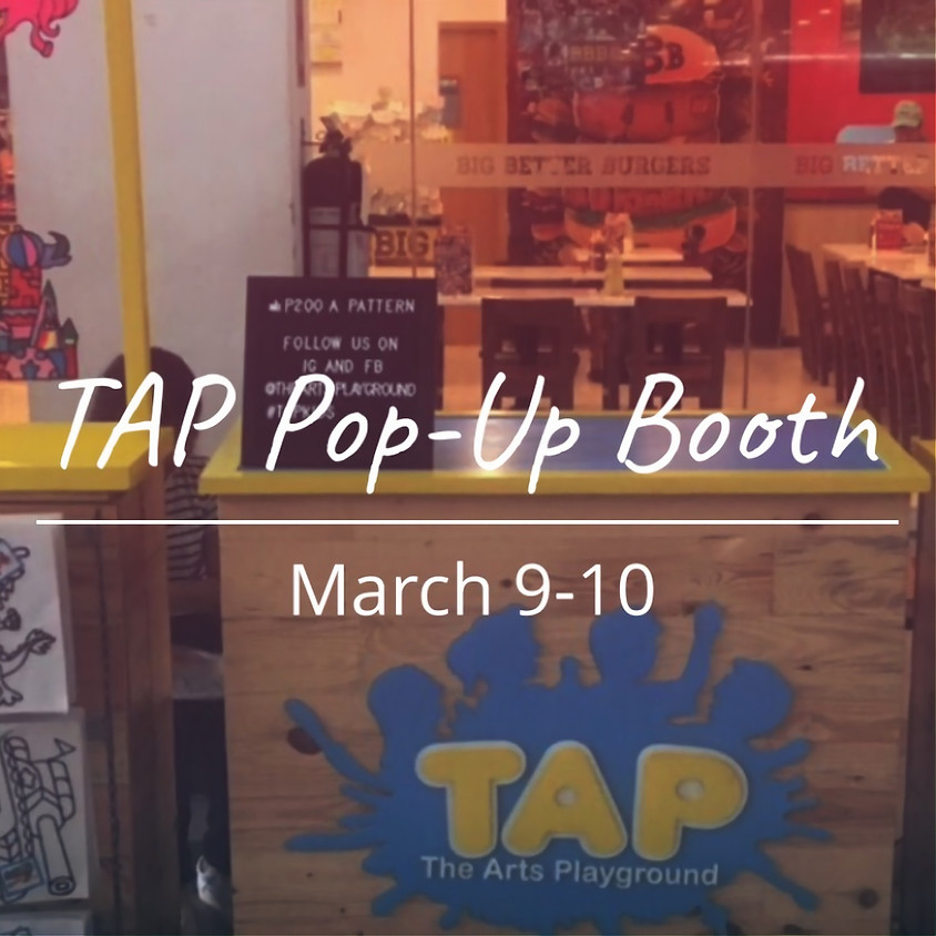 TAP Pop-Up Booth