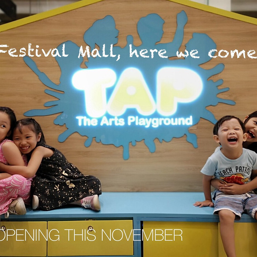 TAP Festival Mall Store Opening