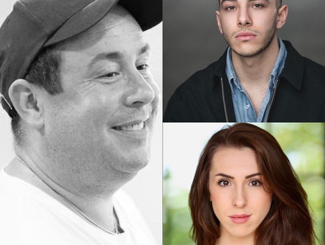 3 Industry Professionals are our June Guest Teachers