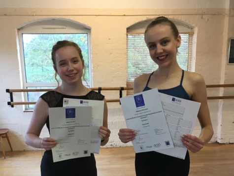 Top marks for Advanced Tappers