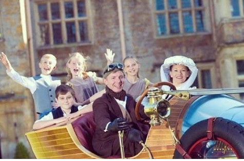 Pupils Star in Chitty