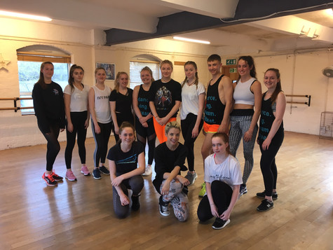 Commercial Workshop with Stacey Dorling