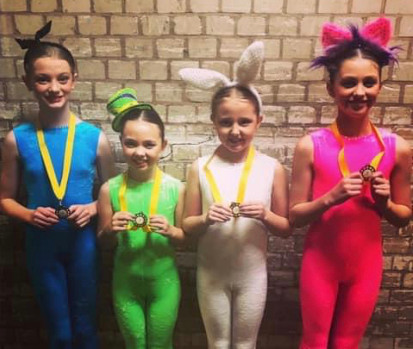 Medals Galore for our Festival Pupils