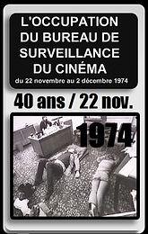 L'Occupation du bureau de surveillance du cinéma