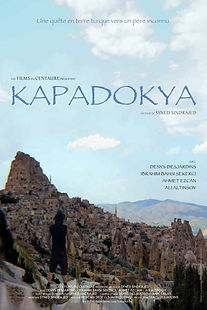 Affiche du film KAPADOKYA de SYNED SINDRAJED.