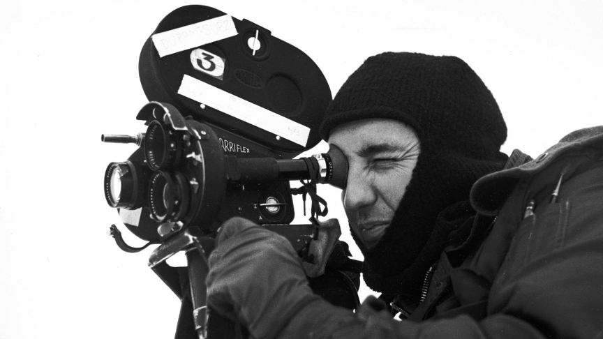 Jean Roy, directeur photo