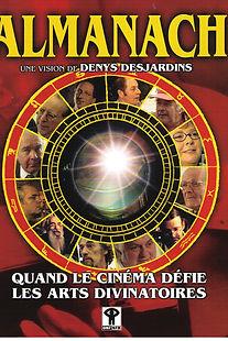 Affiche du film ALMANACH de DENYS DESJARDINS.