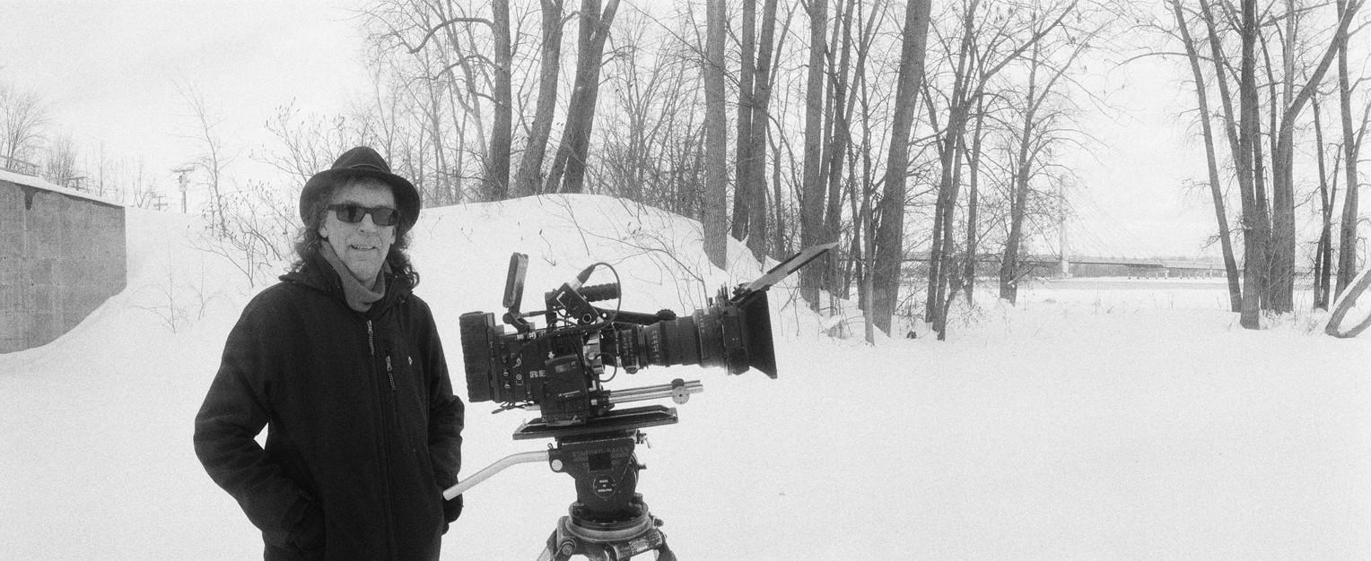 Denys Desjardins, cinéaste-producteur