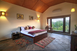 Room at Ranthambhore Kothi