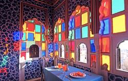 Badal Mahal at Alsisar Mahal