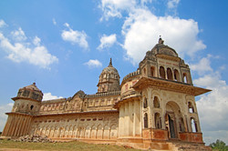 Temple at Orchha, MP