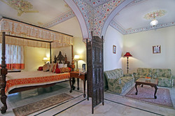 Suite at Amar Mahal Orchha