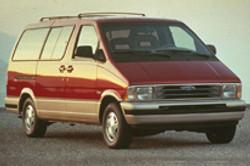 Certain Ford Aerostar Minivans