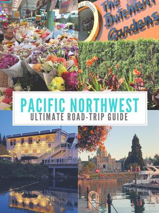Pacific Northwest Road-Trip