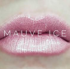Mauve Ice