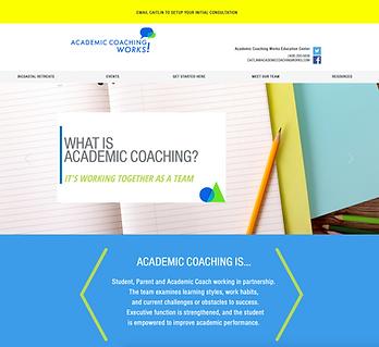 Academic Coaching Works