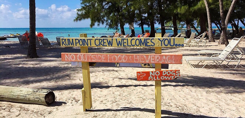 Rum Point Welcomes You