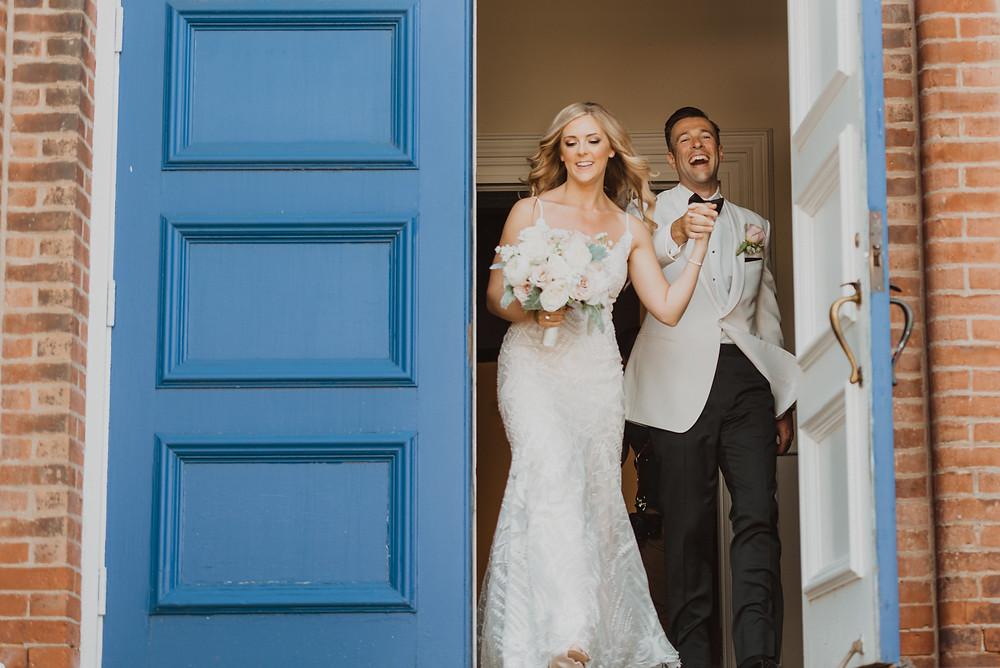 Wedding Ceremony, Evergreen Photography