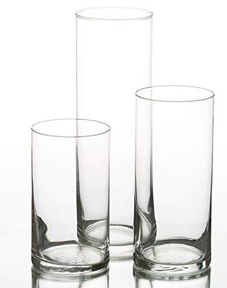 *Cylinder Vases *