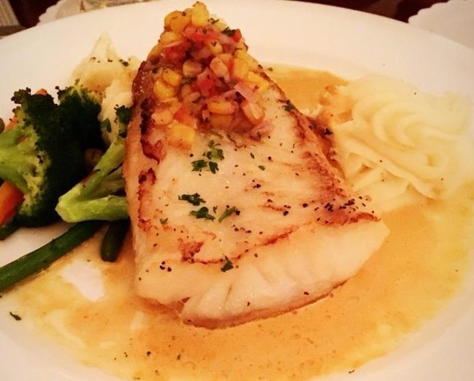 Sautéed Sea Bass – sautéed Chilean s