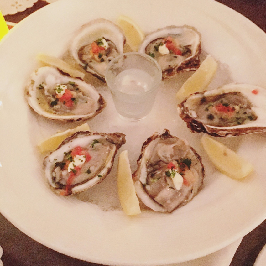 oysters moscow