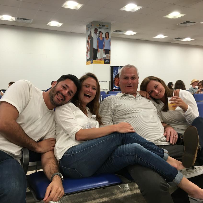 airport smiles