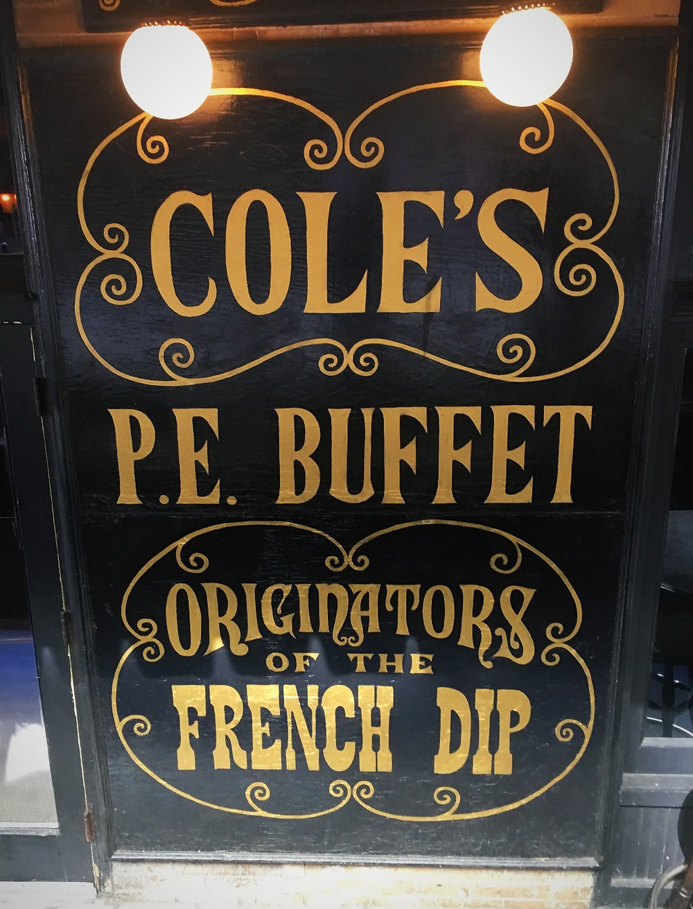Cole's French Dip