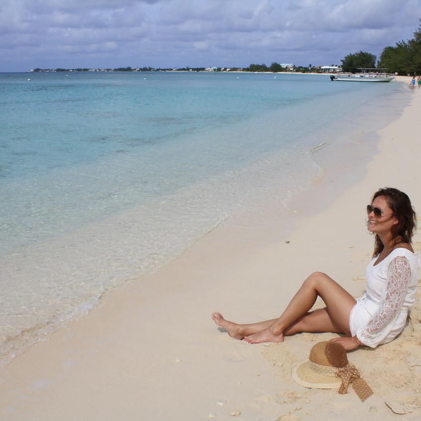ahhh beach life