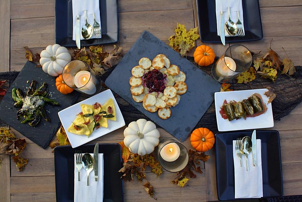 Festive Fall Spread