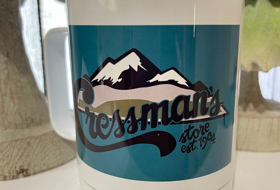 Cressman's Summit Travel Mug