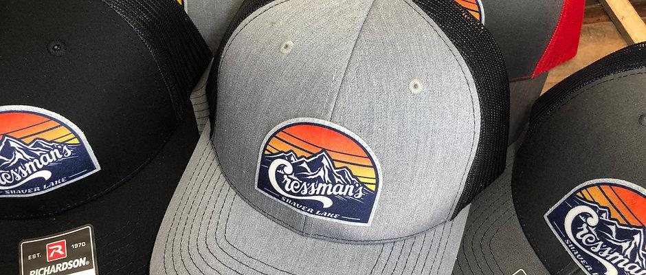 Cressman's Patch Richardson 112 Trucker Hat