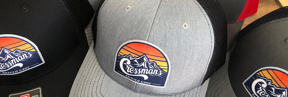 Cressman's Patch Richardson 112 Trucker Hat