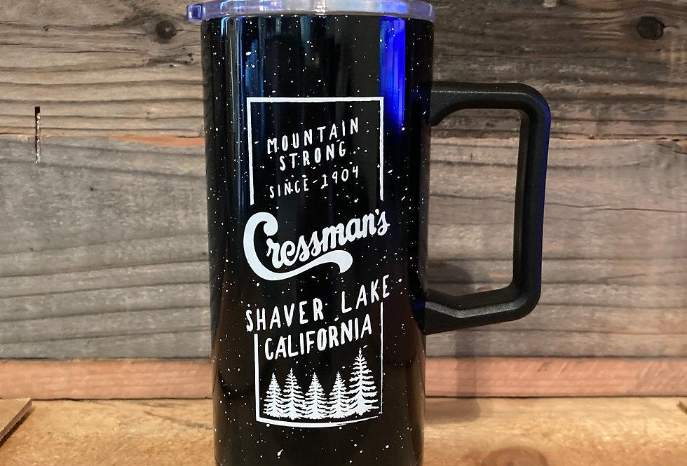 Cressman's 18oz Camp Tumbler