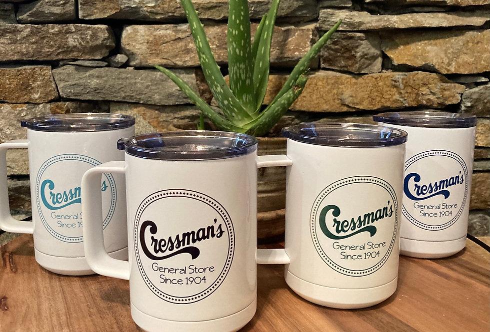 Cressman's 10oz Camp Mug