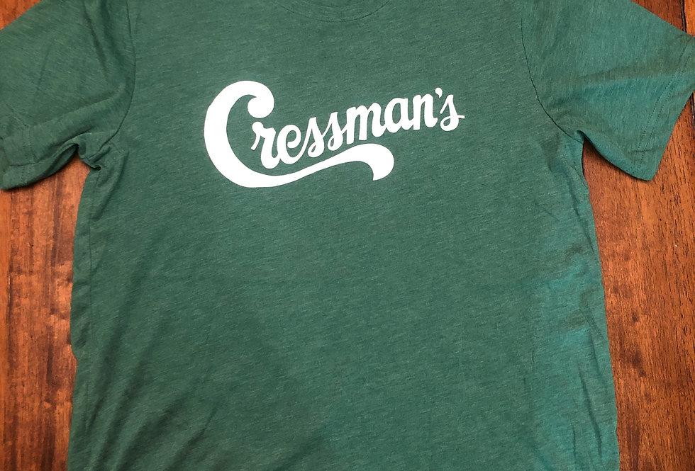Cressman's Original T-Shirt Green