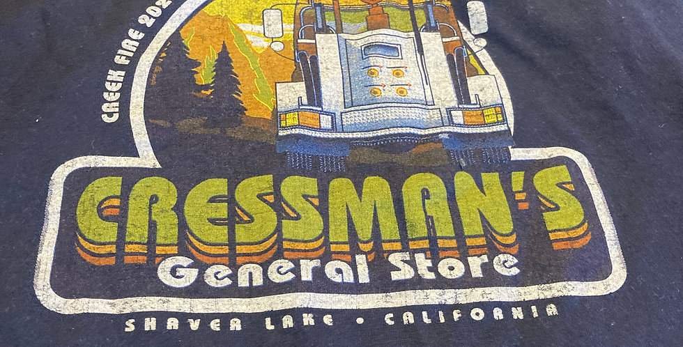 Cressman's Fire Truck T-Shirt
