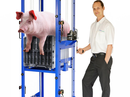 Pigs In The Data Center?