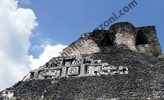 Belize Mayan Temple