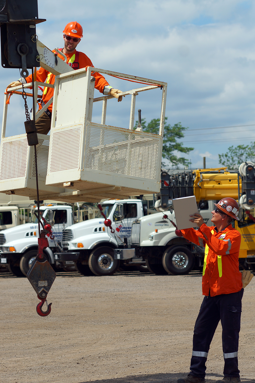 Crane Operators