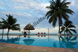 Belize Poolside
