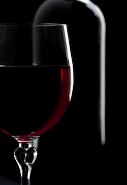 Wine Glass 16 by 11